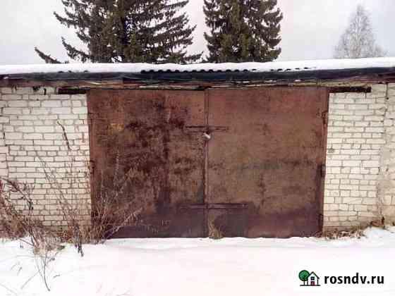 Гараж 25 м² Красная Горбатка