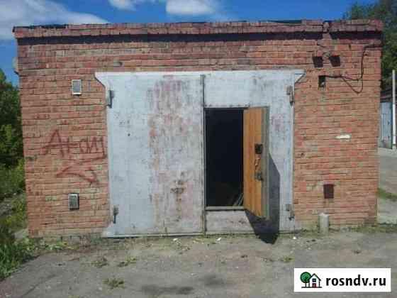 Гараж >30 м² Омск