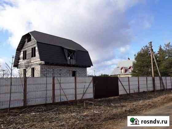 Дом 100 м² на участке 15 сот. Елизаветино