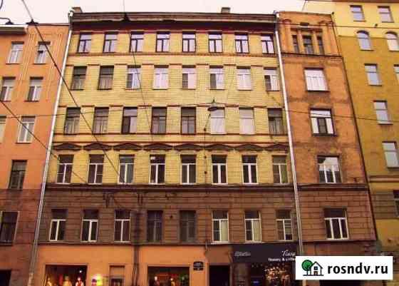 Комната 23.4 м² в 3-ком. кв., 6/6 эт. Санкт-Петербург
