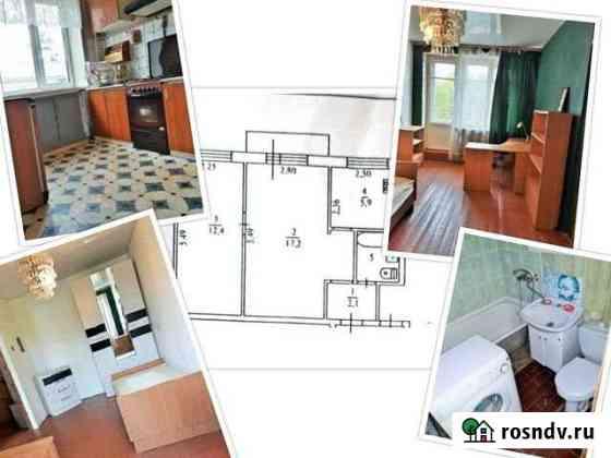 2-комнатная квартира, 40.3 м², 3/5 эт. Гатчина