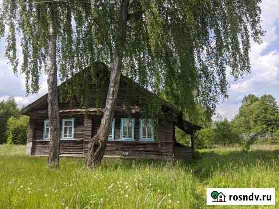 Дом 60 м² на участке 25 сот. Лихославль