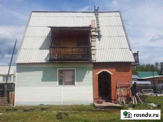 Дача 69 м² на участке 6 сот. Северобайкальск
