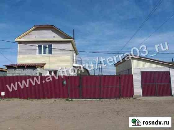 Дом 90 м² на участке 7 сот. Улан-Удэ