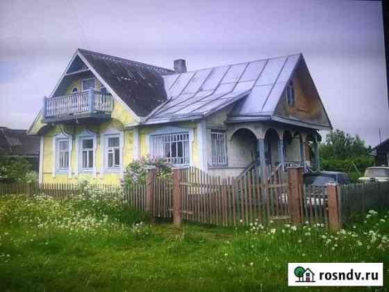 Дом 100 м² на участке 28 сот. Липин Бор