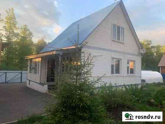 Дом 90 м² на участке 10 сот. Иглино