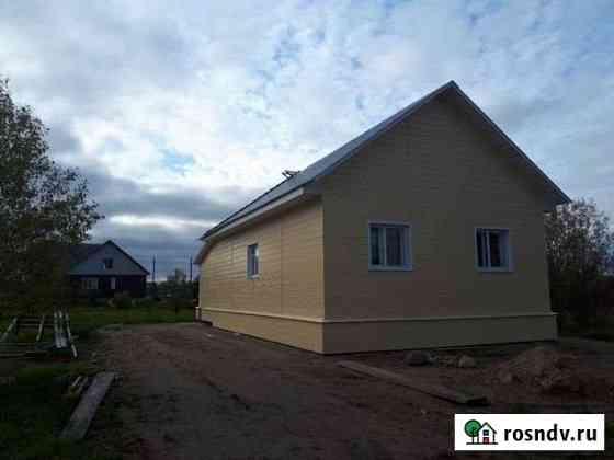Дом 93 м² на участке 14 сот. Тотьма