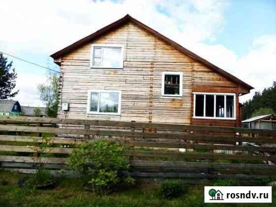Дом 119.4 м² на участке 15 сот. Шенкурск