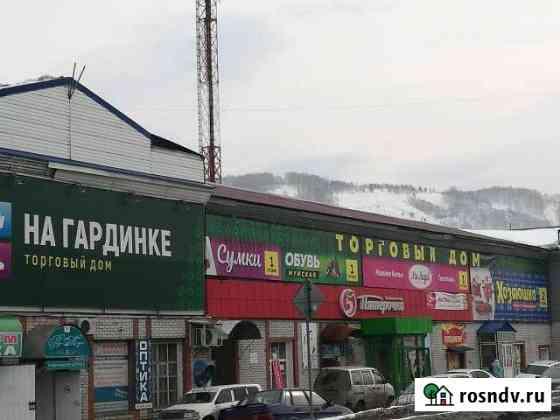 Торговое помещение, 100- 2200 кв.м. Горно-Алтайск