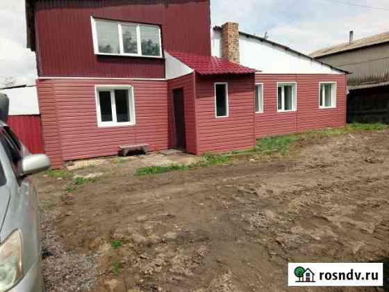 Коттедж 170 м² на участке 10 сот. Минусинск