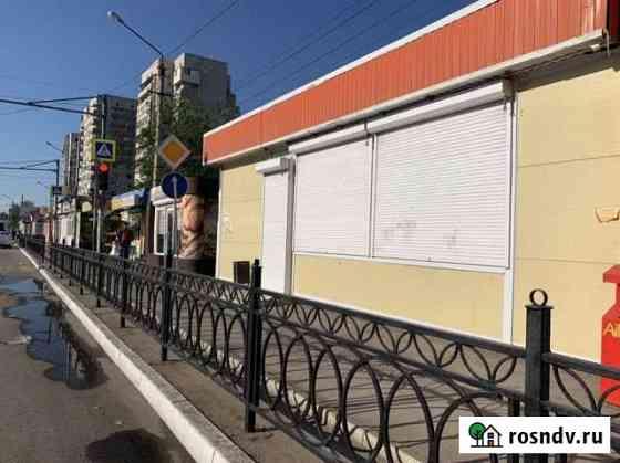Торговый павильон с отдельным входом Астрахань