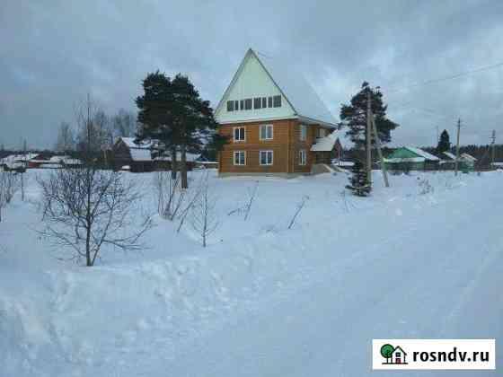 Дом 256 м² на участке 12 сот. Антропово