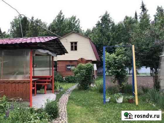 Дача 35 м² на участке 10 сот. Ханты-Мансийск
