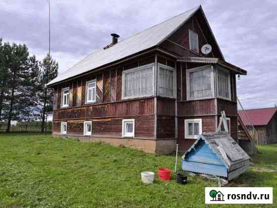 Дом 108 м² на участке 130 сот. Кунья