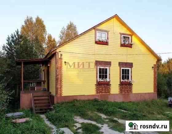 Дом 130 м² на участке 6 сот. Шлиссельбург