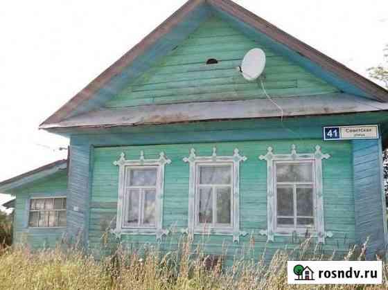 Дом 37 м² на участке 20 сот. Советск