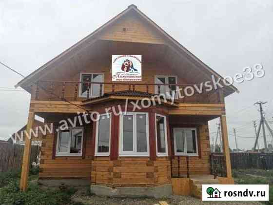 Дом 80 м² на участке 6.5 сот. Хомутово