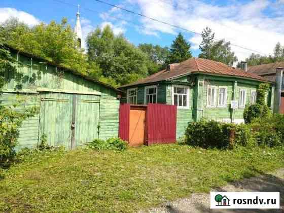 Дом 83 м² на участке 9 сот. Касимов