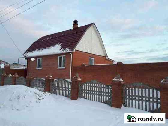 Дом 69.9 м² на участке 5 сот. Красноярск