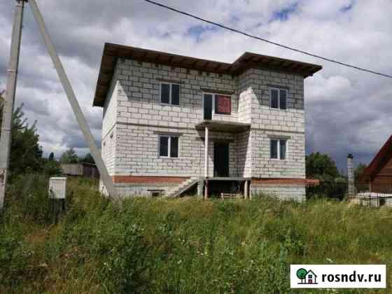 Дом 300 м² на участке 7 сот. Гурьевск