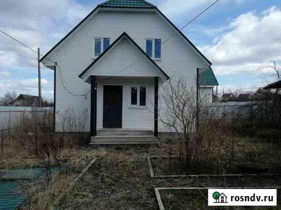 Дом 98 м² на участке 6 сот. Гостилицы