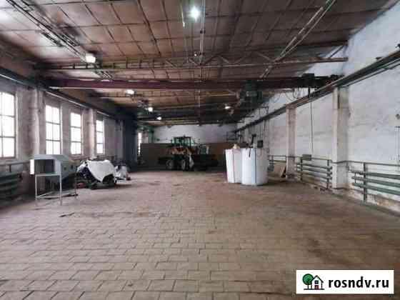 Отапливаемое помещение Цех склад 400 м2 Вологда