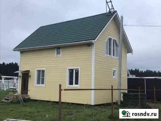 Дом 108 м² на участке 10 сот. Кипень