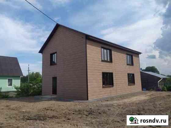 Коттедж 184 м² на участке 7 сот. Красное Село