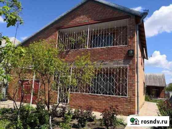 Дом 200 м² на участке 9.8 сот. Старощербиновская