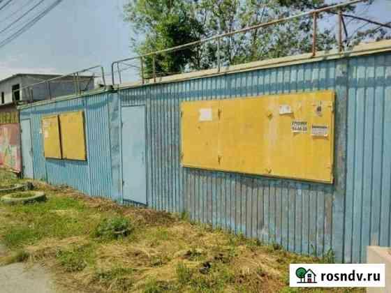 Киоск-торговый павильон Хабаровск