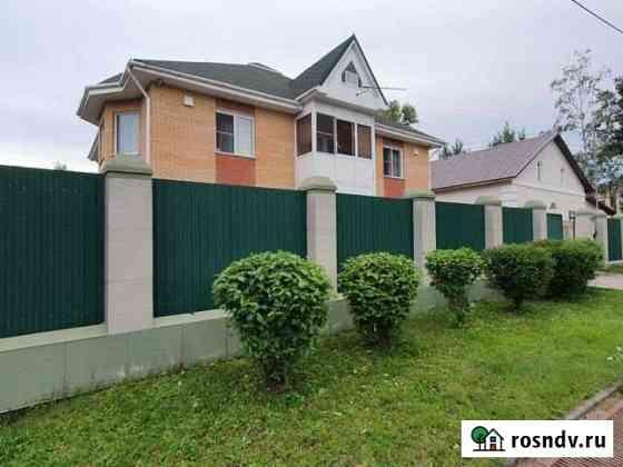 Коттедж 295 м² на участке 11 сот. Хабаровск