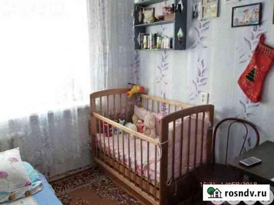 Комната 10 м² в 2-ком. кв., 5/5 эт. Омск