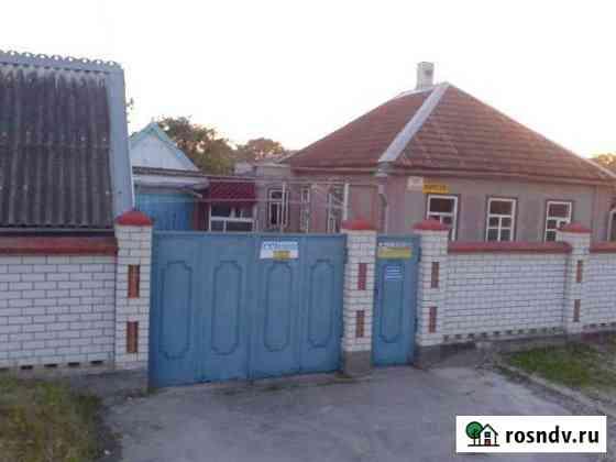 Дом 85 м² на участке 12 сот. Новопавловск