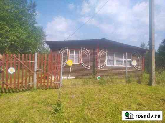 Дом 30 м² на участке 15 сот. Бежаницы