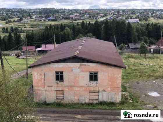 Капитальное здание Лысьва