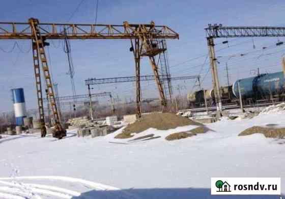 Производственная база Ильский