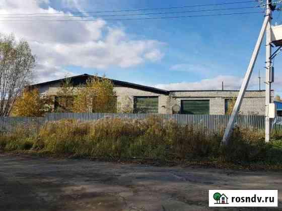 Промышленное здание Семенов