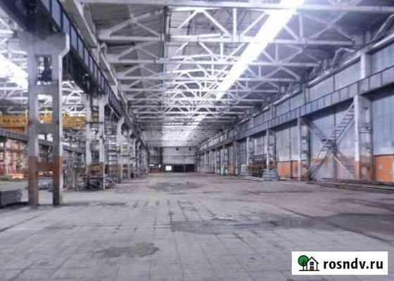 Продам производственный комплекс 43 500 кв.м Сосновый Бор