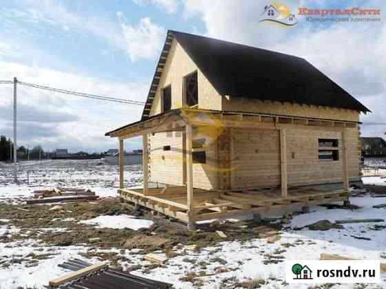 Дом 130 м² на участке 15 сот. Краснозаводск