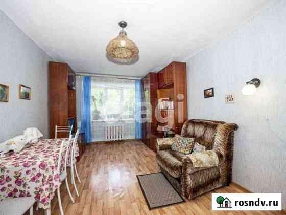 Комната 17.6 м² в 1-ком. кв., 3/5 эт. Новосибирск