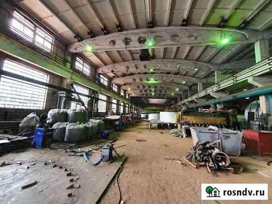 Продам производственный комплекс 9500 кв.м Сланцы