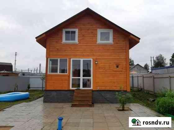 Дача 36 м² на участке 15 сот. Менделеево