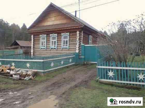 Дом 50 м² на участке 15 сот. Старосубхангулово