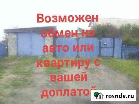 Дом 100 м² на участке 10 сот. Мариинск