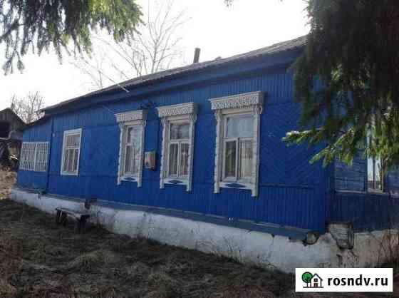 Дом 51.6 м² на участке 25 сот. Скопин