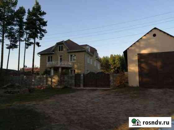 Коттедж 271.6 м² на участке 20 сот. Нижнеудинск