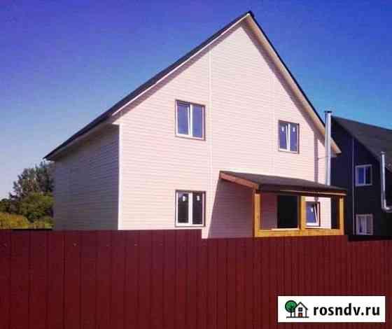 Дом 155 м² на участке 4 сот. Селятино