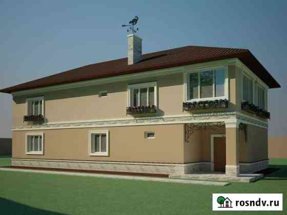 Дом 200 м² на участке 20 сот. Ново-Талицы