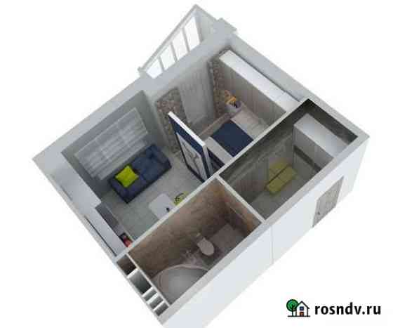 1-комнатная квартира, 26.1 м², 7/17 эт. Старая Купавна