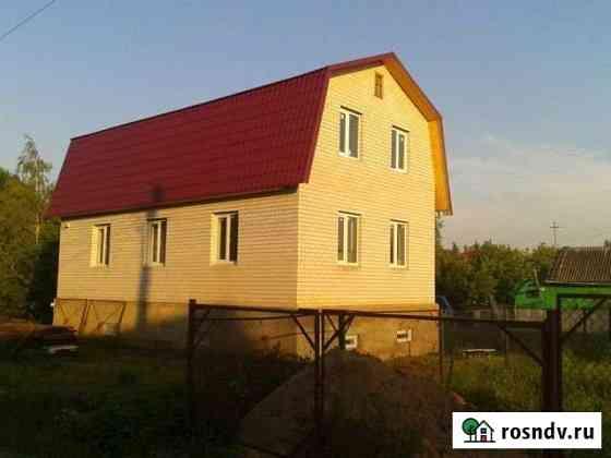 Дом 140 м² на участке 6 сот. Шаховская